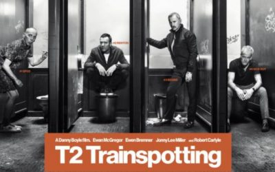 T2 Trainspotting- Choose Life, Choose Lust for Life